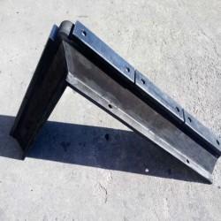 Corner Marine Dock Rubber Fenders For Wharf Protection