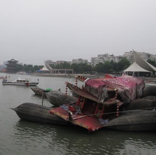 Marine Ship Salvage Airbag Rubber Air Bag With High Bearing Capacity