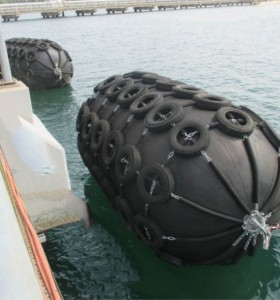 Floating Pneumatic Rubber Fender Durable Marine Fenders with CCS Authorised