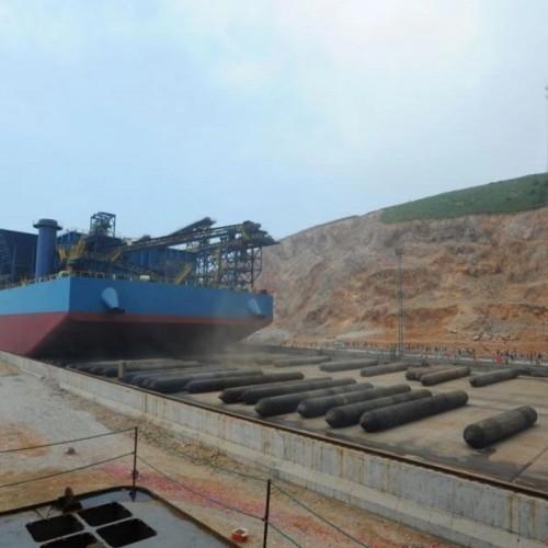 Floating Marine Airbag Ship Lauching Air Bag Made In China
