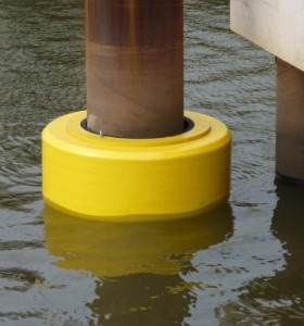 High Elasticity Marine Donut Fender For Protection And Guidance