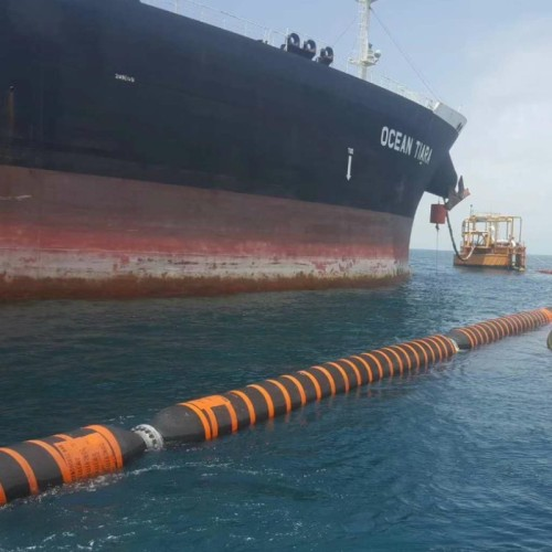 Marine Oil Floating Hose For Crude Oil Petroleum Transfer
