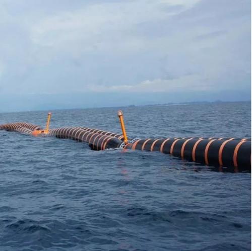 Marine Oil Floating Hose For Crude Oil Petroleum Transfer