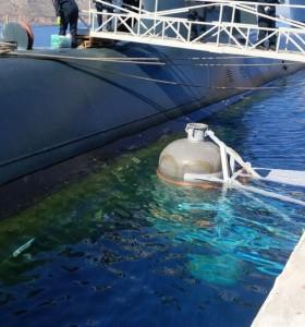 Standard Size Hydro Pneumatic Vertical Submarine buffer Fender