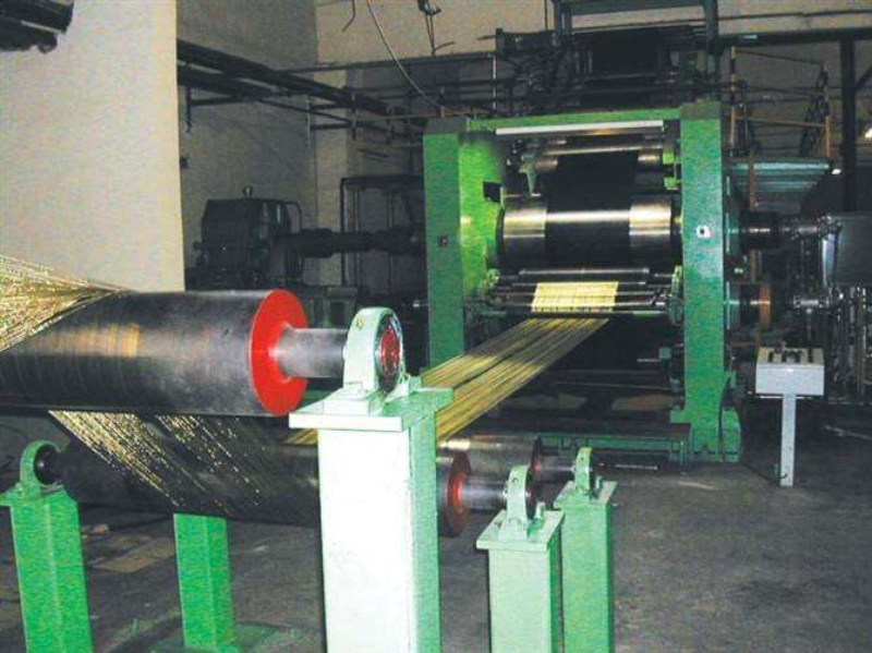 rubber rolling mill