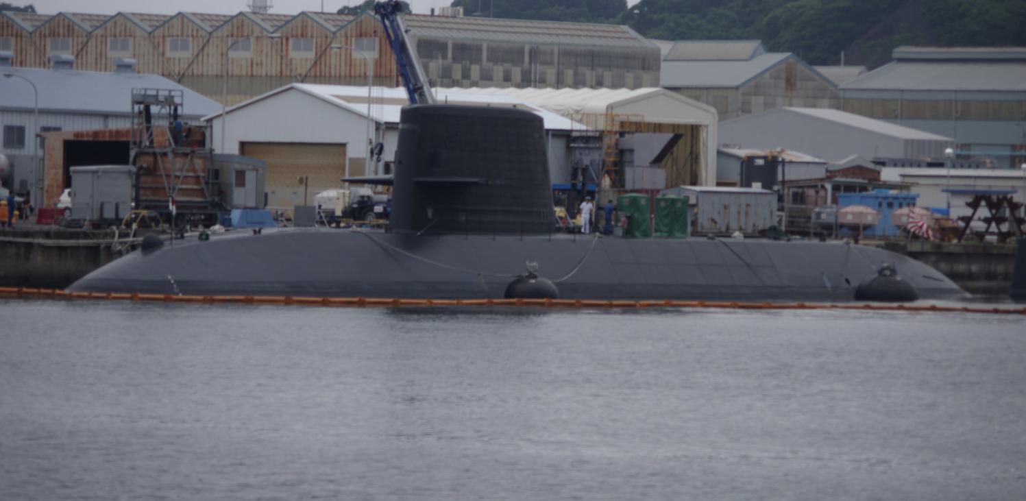 submarine fender