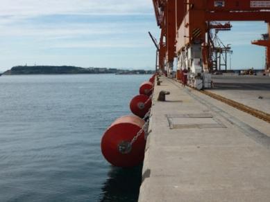STS docking foam fender