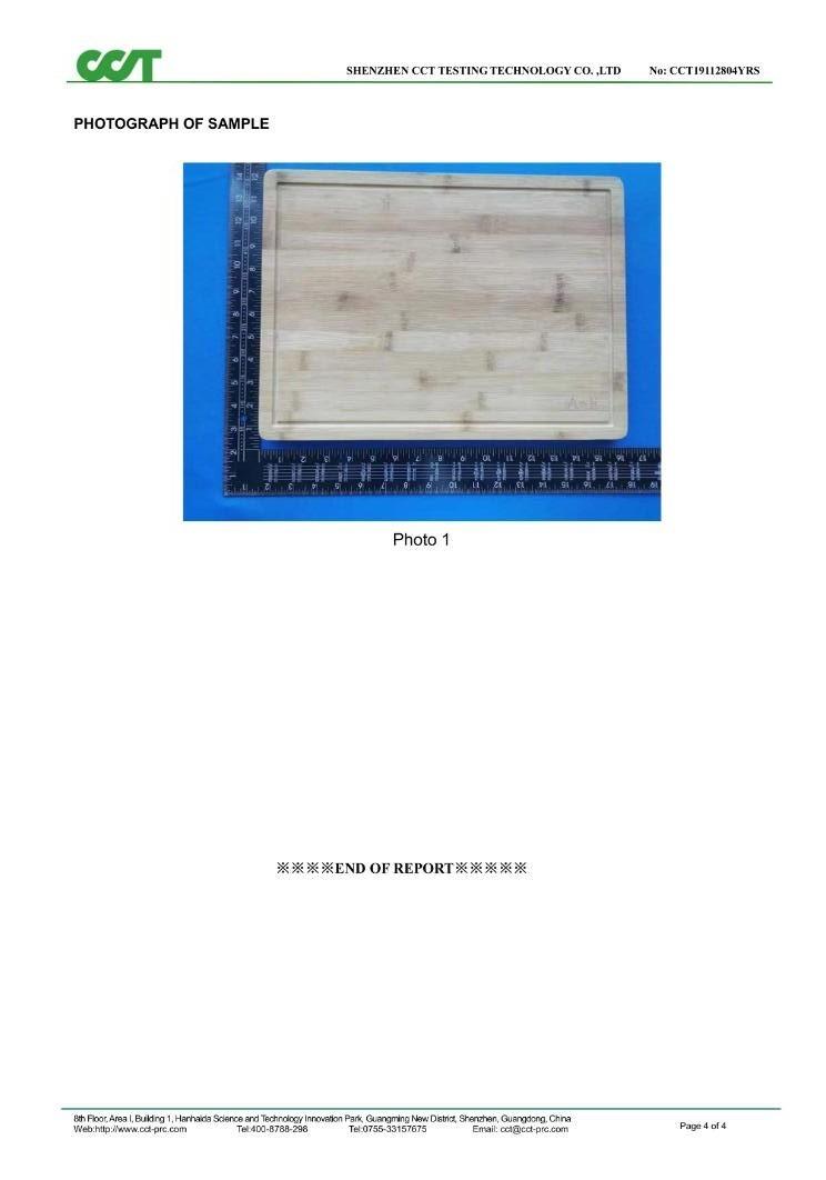 bamboo FSC material