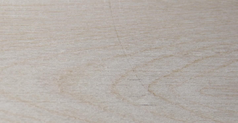 birch wood material box