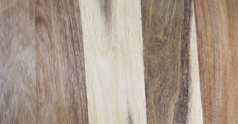 acacia wood box material