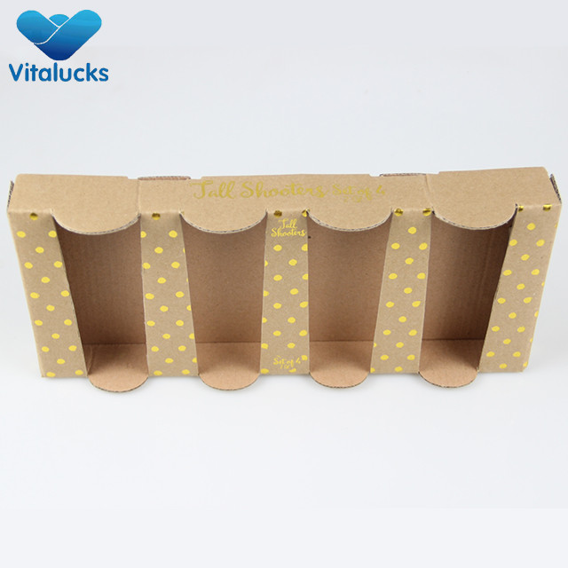 display paper gift box