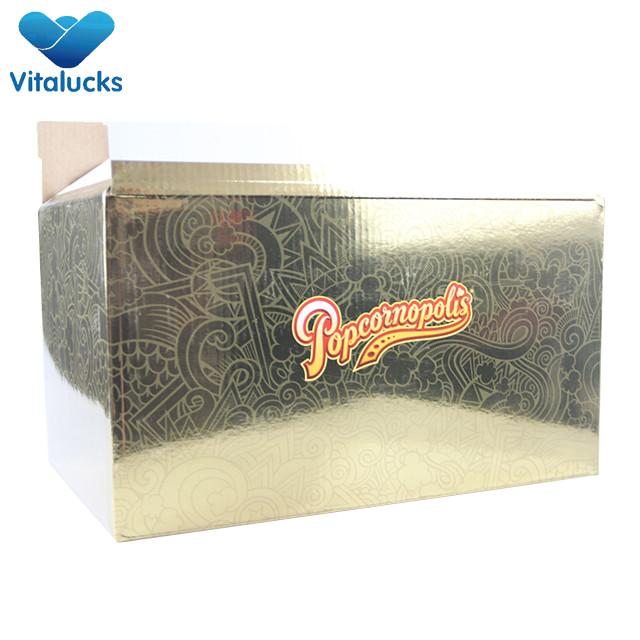 glossy paper gift box