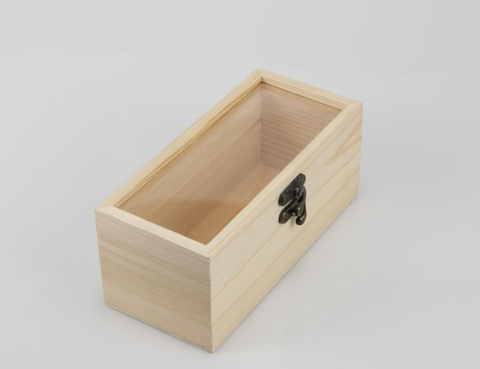 wooden packing box