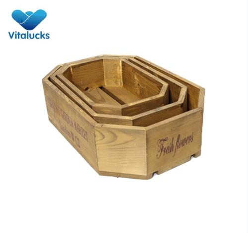 Wholesale custom containers for creating gift baskets