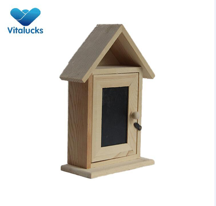 wood house for key