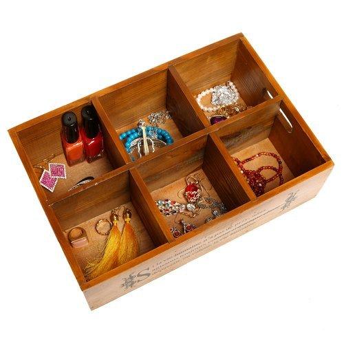 wood box packaging luxury