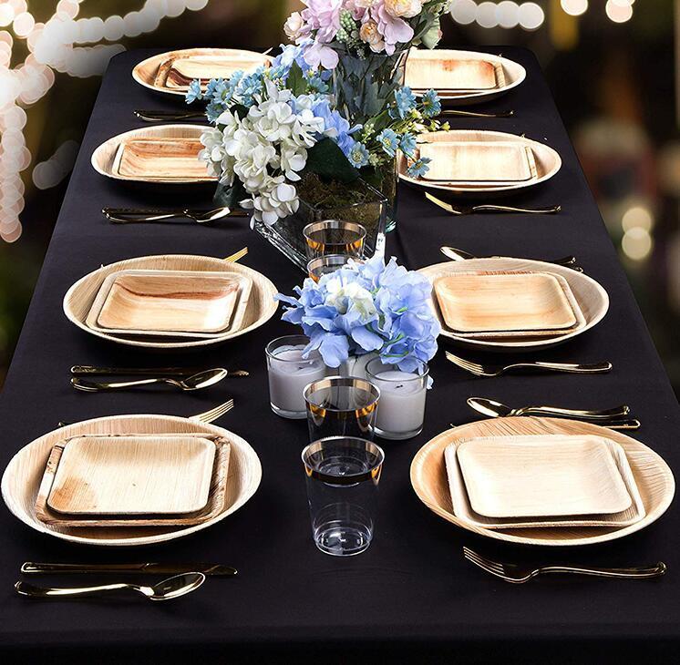 dinnerware plates fork spoons