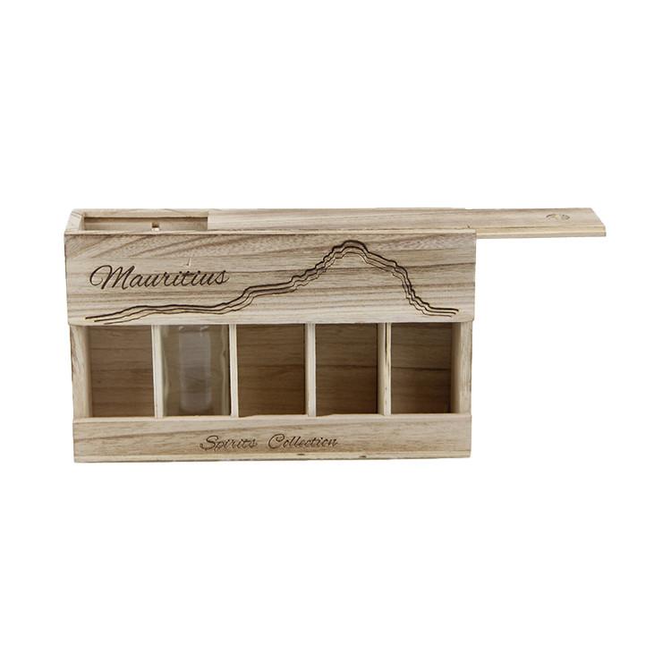 cheap wine storage wood crate box