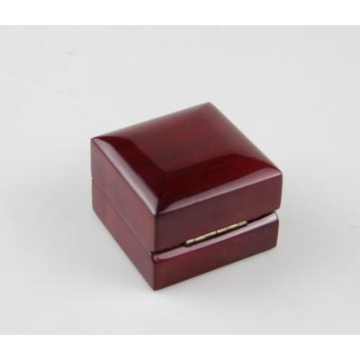 Jewelry wooden packing boxes with glossy painting