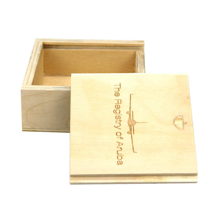 wooden gift box set