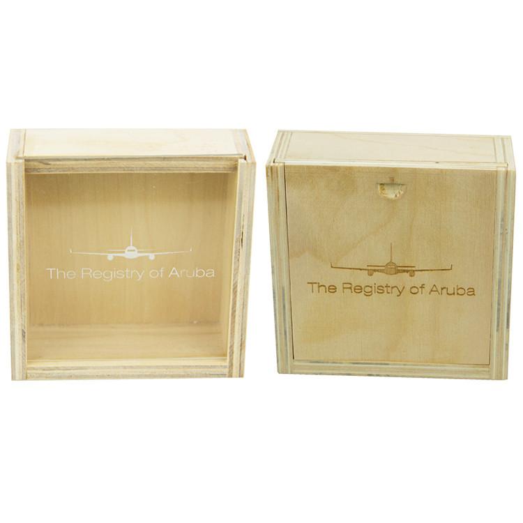 bracelet wooden box