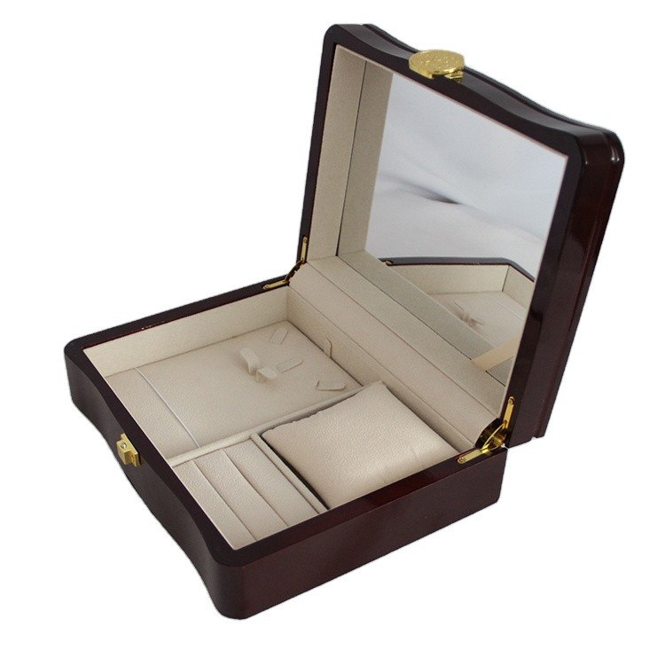 luxury jewelery package box