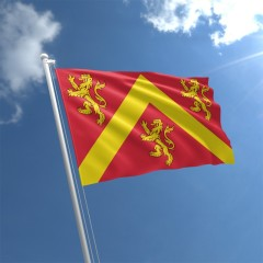 Hot sale high quality manufacturer of 3x5ft Anglesey national country flags