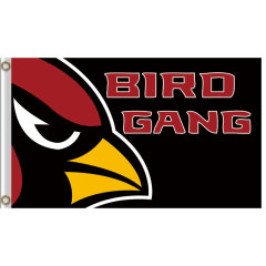 Popular Product Wholesale 3x5ft Football Sporting Arizona Cardinals Sports Flags