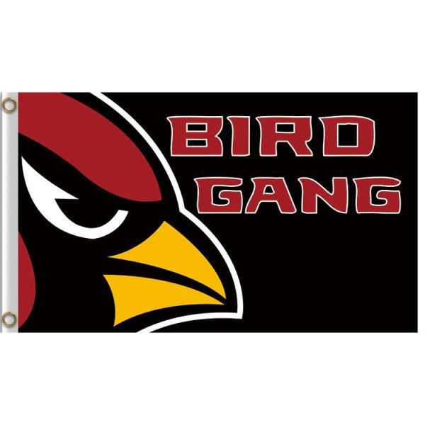 Popular Product Wholesale 3x5ft Football Sporting Arizona Cardinals Sports Flags