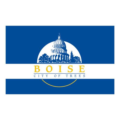 Boise US City Flag 3x5ft America national city flags