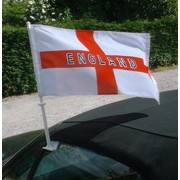 Outdoor Double Sided Car Flag With Pole Flag Advertising 12x18 inch Flag