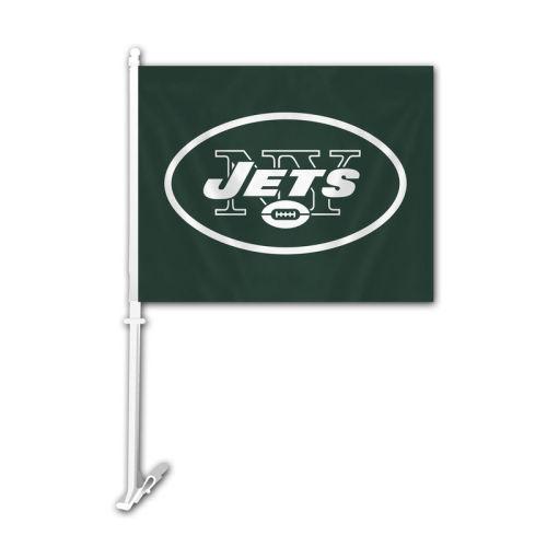 Custom car flag window clips wholesale flying car flag with pole