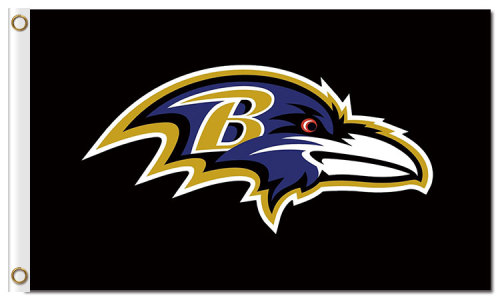Baltimore Ravens NFL sport flags Baseball Game Flags Banners