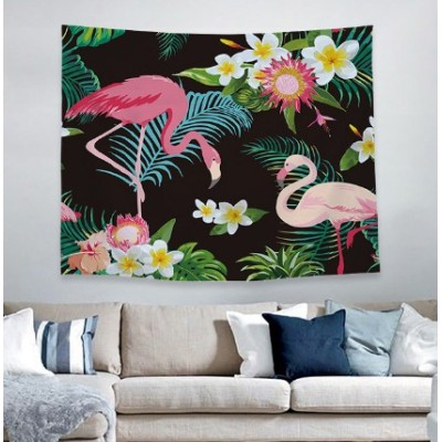 Wholesale Hot Helling Home Decor 100% Polyester Hanging Tapestry for drop shipping