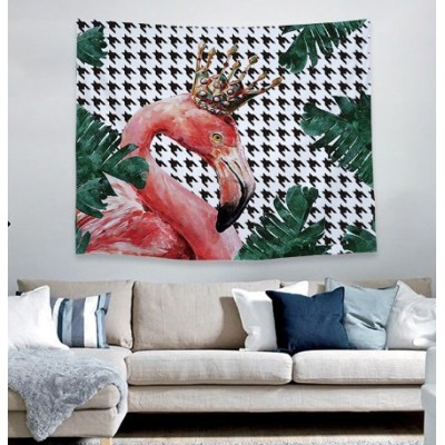 Creative Fashion Tapestry Wall Hanging Flamingo Tapestry for Bedroom drop shipping