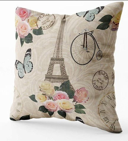 High quality customizable home decor cushion pillow cover