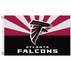 Atlanta Falcons NFL Big Logo Baseball Game Sporting Flags Banners