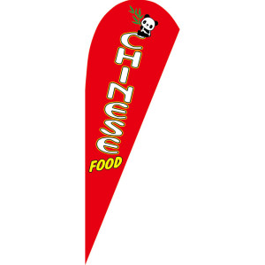 Hot Sale Beach Flag Custom Double Printing Advertising Teardrop Flags