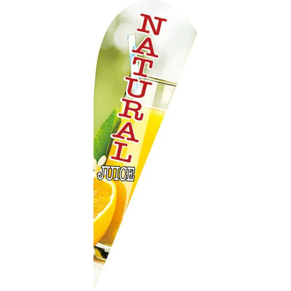 Custom Digital Printing Advertising Teardrop Flags