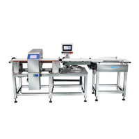 Checkweigher and metal detector