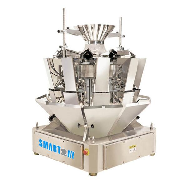 10 Head Automatic Multihead Weigher China Multi Head Scale