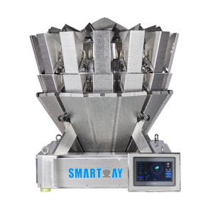 14 head multihead weigher machine weighing scale machinery