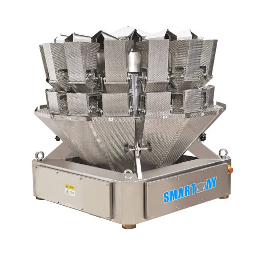 14 head multihead weigher machine weighing scale machinery