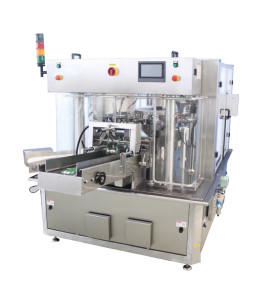 8 Station Rotary Packing Machine Premade Pouch Packaging Machine Doy Pack Packing Machine