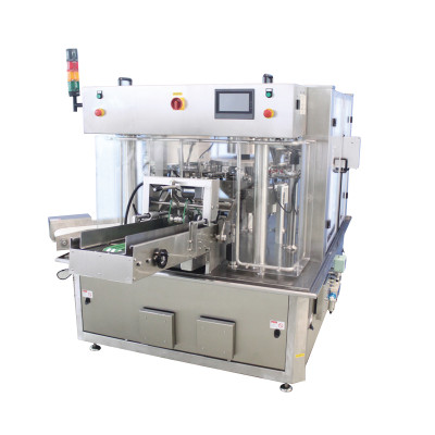 8 Station Rotary Packing Machine