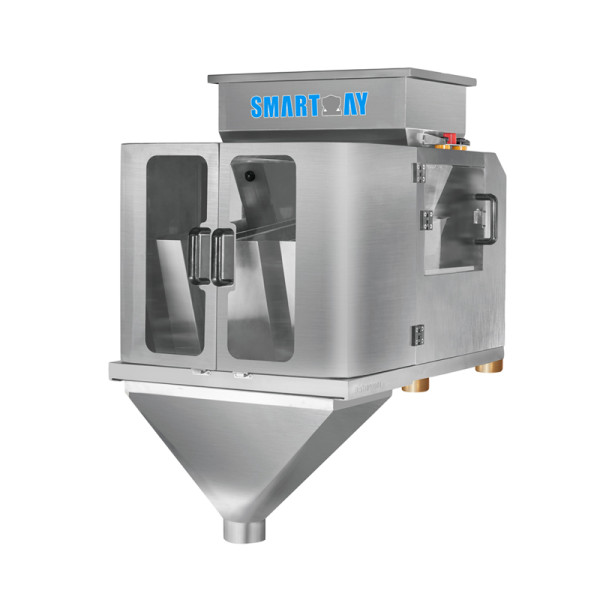2 Head 3 Head Linear Weigher Linear Scale 3 Head Weigher Machinery Automatic Weighing Scale