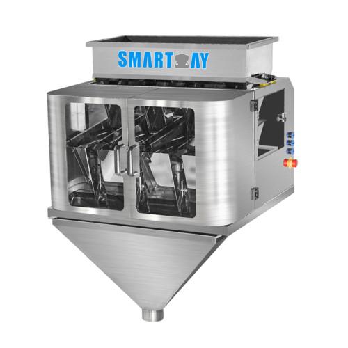 4 Head Linear Weigher 3L Hopper Linear Scale Weigher Machine Linear Weigher Machinery