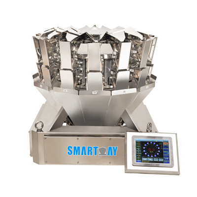 Mini 14 Head Multihead Weigher Mini Multihead Weigher Small Volume Weigher