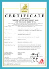Multihead weigher CE certificate