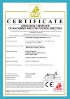 Packaging system CE certificate